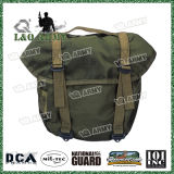 Olive Drab Tactical Nylon Butt Pack with Belt Clips