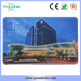 T5577 Programmable RFID Hotel Key Card for Access Control