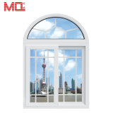 Most Popular China Factory UPVC Sliding Double Glass Vinyl Window