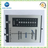 Custom Cmyk Rain Resistant Thermal Transfer Clear Electrical Device Panel (jp-np003)