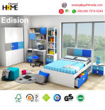 2017 Popular Children Bedroom Furniture Kids Furniture (Edison)