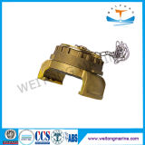 High Quality Brass French Type Fire Hydrant Cap