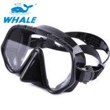 Frameless Mask Dry Snorkel Set