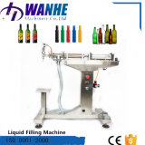 Automatic Perfume Bottle Liquid Paste Filling Machine