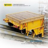 Shipyard Anti-Explosion Cable Powered Rail Transfer Vehicle Cart