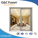 4 Panel Heavy Duty Frame Aluminium Sliding Doors