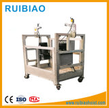 Building Window Electric Heavy Weight Lift Platforms