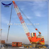 Harbor Mobile Tyre Crane