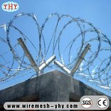 Galvanized Iron Wire Razor Barbed Fence