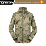 Military Officer Jacket Army Clothing Commander Jacket with SGS Standards