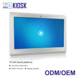 15 Inch Industrial Touch Screen Desktop All in One Computer