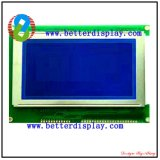 LCD Display Stn Blue LCM Standard Graphic Module Negative