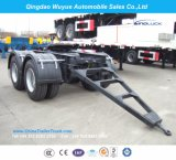 2 Axle Towing Trailer Dolly or Drawbar Dolly for Over Heavy Duty Lowbed or Faltbed Trailer