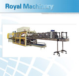 Automatic Wrap Around Case Packer (ROY-35P)
