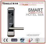Standalone Multi-Functions Hotel Smart Lock with Euro/ANSI Mortise
