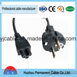 UK 3 Pin Connector AC Power Cord for Home Small Appliance Power