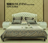Bedroom Furniture/Bedroom Set/Leather Bed Set