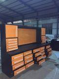 Multi- Layer Drawers Iron Heavy Duty Garage Tool Cabinet