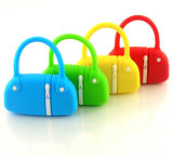 Lovely Soft Plastic Bag USB Flash Drive for Promotion