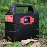 150wh Multi-Function Portable Power Bank with Solar Panel