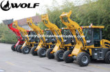 Wolf Euro 4 Wheel Loader with EPA 4 Emsission Standard