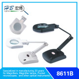 Table Stand Lamp Magnifying Glass