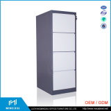 Mingxiu Office Furniture 4 Drawer Metal File Cabinet / Drawer Steel File Cabinet Price