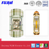 All Glass Sighting Elevator for Shopping Mall with High Satety