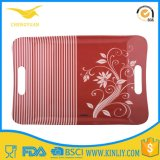 """Cheap Red Melamine Creative 17.5"""" Plastic Serving Tray"""