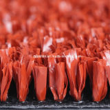 High Density Red Turf Tennis Court Artificial Turf