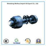 16t BPW Style Axle for Semi Truck Trailer