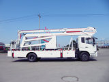 Foton New Design High Working Truck, High Altitude Operation Truck