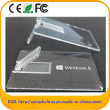 Credit Card Shape USB Flash Drive with Real Capacity (EC505)