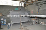 Manual Powder Paint Cabinet Powder Coating Booth Equipment