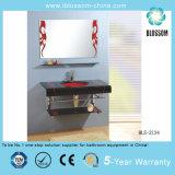 Oval Glass Bathroom Vanities (BLS-2134)