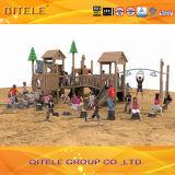 Natural Landscape Series Children′s Outdoor Playground Equipment (2014NL-00801)