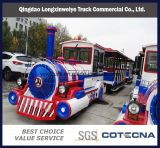 Amusement Park Diesel Train, Tourist Train