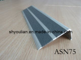 Carborundum Inserted Aluminum Stair Nosing (ASN70)