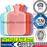 TUV Phthalate-Free SGS BS Rubber Hot Water Bottle