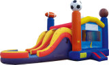 2015 Hot Sale Inflatable Bouncer with Slide Combo