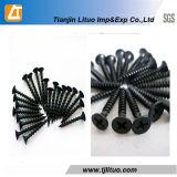 Good Quality Gypsum Board Black Phosphated Philips Drywall Screws