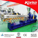 Water Cooling Strands Screw Extruded Polystyrene Pelletizing Machine