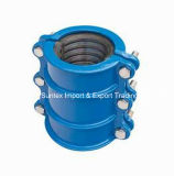 2 Pieces Saddle, Dci Pipe Fittings, Universal Dual Clamp
