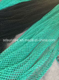 Polyethylene Knotted Green Fishing Nets