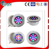 IP68 LED Light Remote Controll Swimming Pool Rope Light