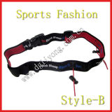 Fashion Elastic Running Belt with Gel Holders (Style-B)