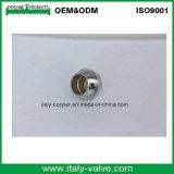 Customized Quality Brass Polishing Forged Plug Nipple (AV-BF-8019)