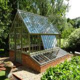 Modern European Design Prefabricated Sunrooms, Prefabricated Glass House, Harden Sun Rooms (TS-535)
