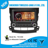 Android System 2 DIN Car DVD for Mitsubishi Outlander with GPS iPod DVR Digital TV Bt Radio 3G/Wifitid-I056)