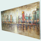 New Designed Beautiful Famous City Modern Classical Paintings (LH-247000)